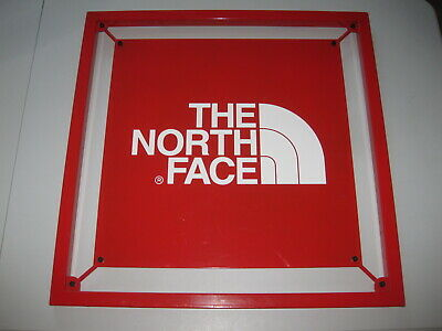 North Face Metal Sign