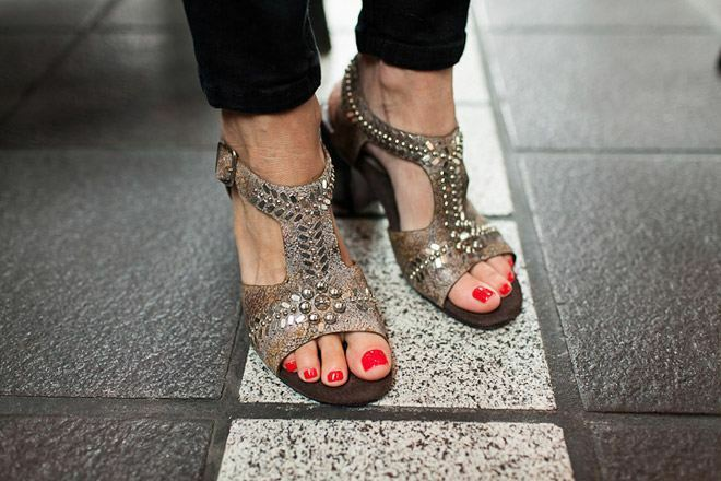 New Calleen Cordero Paloma Heel 7.5  398 hand-carved wood-heel