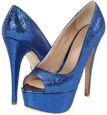 Aldo Stiletto high heels Blue size 6 euro 39 Brand new