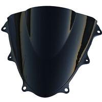 11-14 Suzuki Gsxr Gsx-r 600 750 Smoke Black Double Bubble Windscreen Windshield
