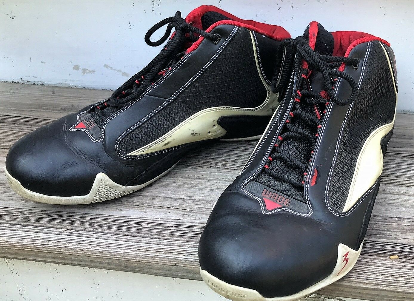 Converse Dwayne Wade 2.0 Basketball Sneaker Heat Bulls Men 12 Athletic Hip Multi