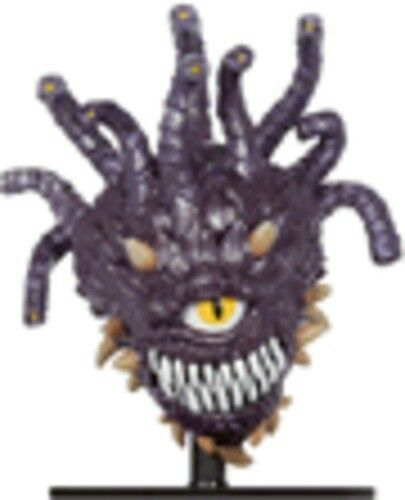 D+D miniatures 1x x1 Beholder Ultimate Tyrant Legendary Evils Evils Evils HUGE NM with Card bd4f2c