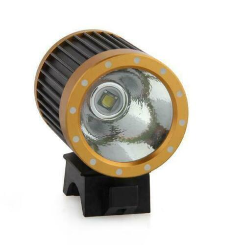 3xTactical 900000LM LED Sensor Headlamp Head Torch Light Outdoor Headlight 18650