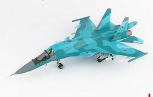 Hobby-Master-HA6301-Sukhoi-Su-34-de-zaguero-Rojo-03-ruso-AF-Siria-2015