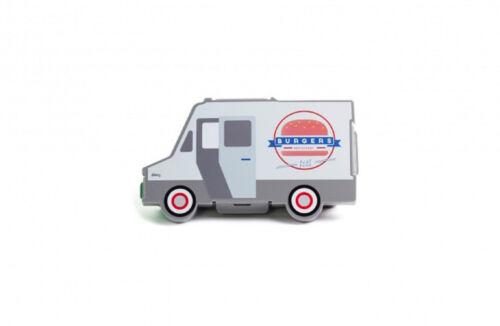 DOIY gamelle Burger truck gris mie Food frühstücksbox Box NEUF