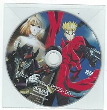 Anime Countdown 2005-06 MVM Entertainment Promo Region 2 DVD Good Condition