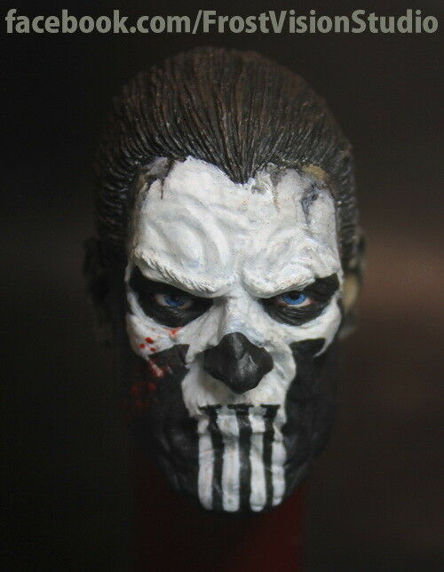 1 6 Frank Castle aka The Punisher(V2.1) Limited Edition by Frost Vision Studio.