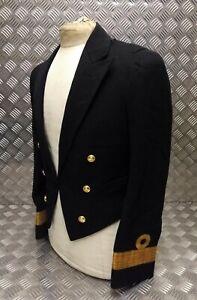 Genuine-Vintage-British-Pre-WW2-Royal-Navy-RN-Officers-Mess-Dress-Jacket-1938-KC