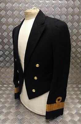 Genuine British Royal Navy No1 BW Officer /& CL1 Jacket Officer /& Gentlemen NEW