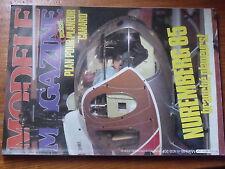 $$w Revue modele magazine N°402 pieds de pales  Speedy  Webra Space 8/16