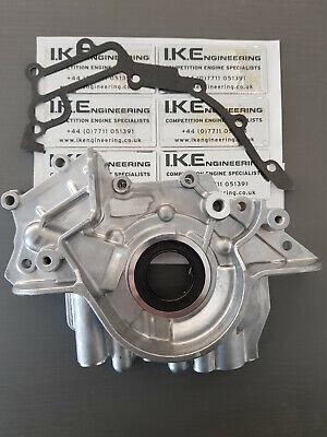 Ford Zetec 1.6 1.8 2.0 L 16V SILVER TOP New Uprated Oil Pump Escort Mondeo 1150