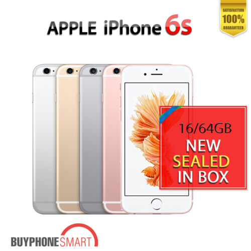 1 of 1 - APPLE IPHONE 6S 16GB  FACTORY UNLOCKED 6 month WTY