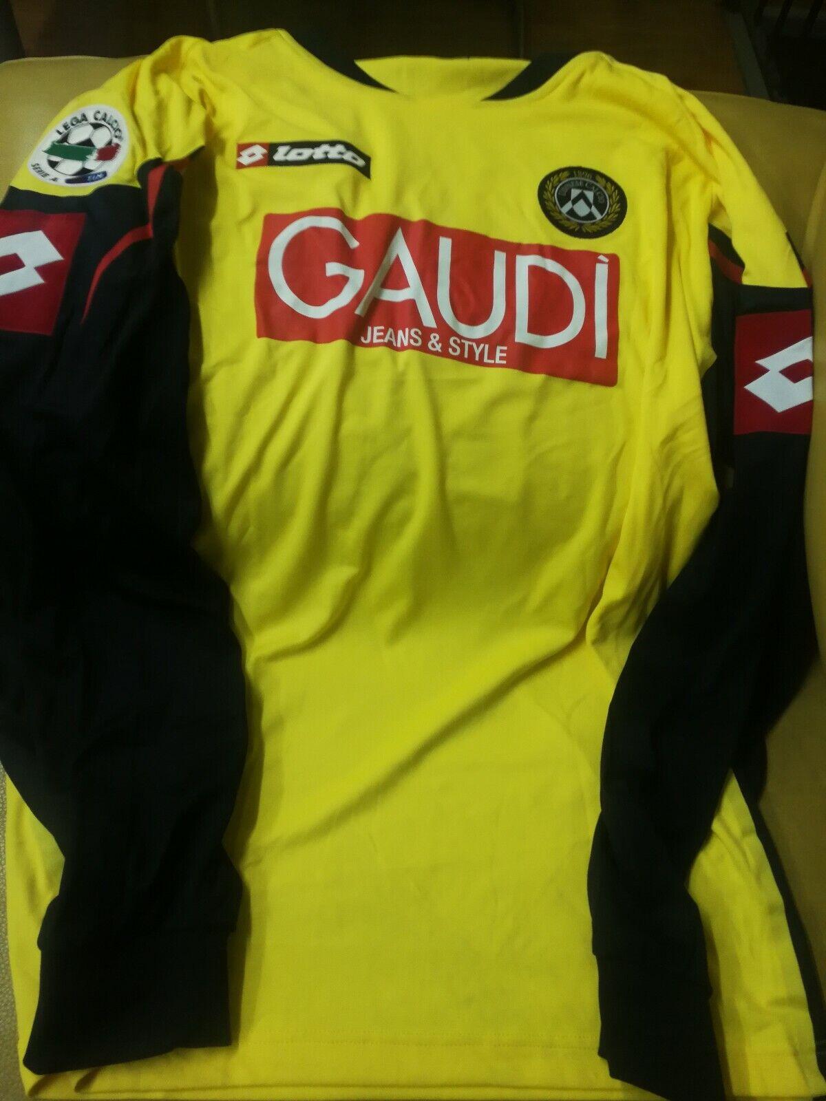 Maglia calcio Udinese 1896 serie A vintage Footbtutti Italian league shirt