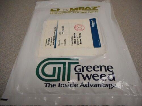 GREENE TWEED CHEMRAZ 9276-SSE38 10.984 IDx0.139 CXin 278.99 IDx3.53 CXmm O-RING