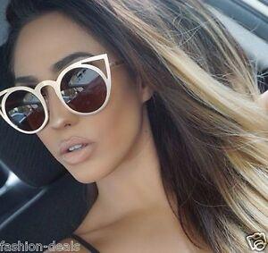 Invader-Cat-Eye-Round-Trimmed-Cutout-Hollow-Women-Sunglasses-Cutoff-Metal-Frames