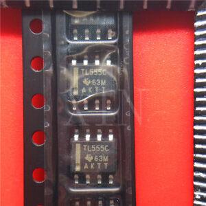 5PCS-TL555CD-TL555C-SOP8-IC