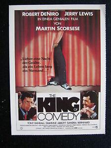 Filmplakatkarte cinema The King of Comedy Robert De Niro, Jerry Lewis - <span itemprop=availableAtOrFrom>Herten, Deutschland</span> - Vollständige Widerrufsbelehrung Widerrufsbelehrung Widerrufsrecht Sie haben das Recht, binnen eines Monats ohne Angabe von Gründen diesen Vertrag zu widerrufen. Die Widerrufsfrist beträgt  - Herten, Deutschland
