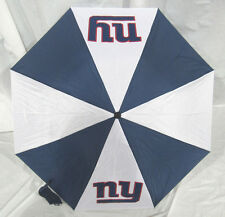 NFL NWT TRAVEL UMBRELLA - NEW YORK GIANTS
