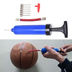 8-034-Inflator-Ball-Pump-Needles-Valve-Adapter-Set-For-Basketball-Football-C-KW