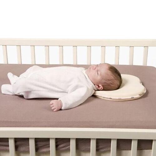 Love nest infant newborn baby ergonomic pillows head support prevents flat hP MO