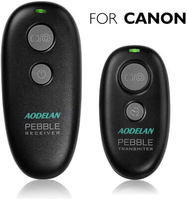 Camera Wireless Remote Control Timer Shutter Release with ...