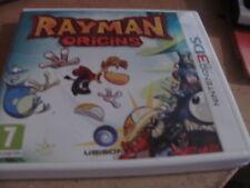 jeu  ou ds  rayman origins