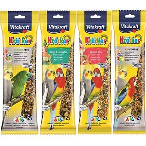 Vitakraft Kracker Sticks For Cockatiel 65