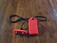 Bowflex Treadclimber Tc 100 / 200 Safety Key / E Stop Key