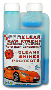 PROKLEAR-RAW-Xtreme-Rinseless-Waterless-Auto-Wash-Concentrate