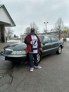 1998 Lincoln Continental -