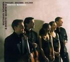 Mozart Brahms Sulzer Clarinet Quintets CD Jun 2013 CAVI Music