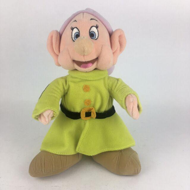 Disney Snow White /& The Seven Dwarfs 30cm Doc Soft Plush Toy