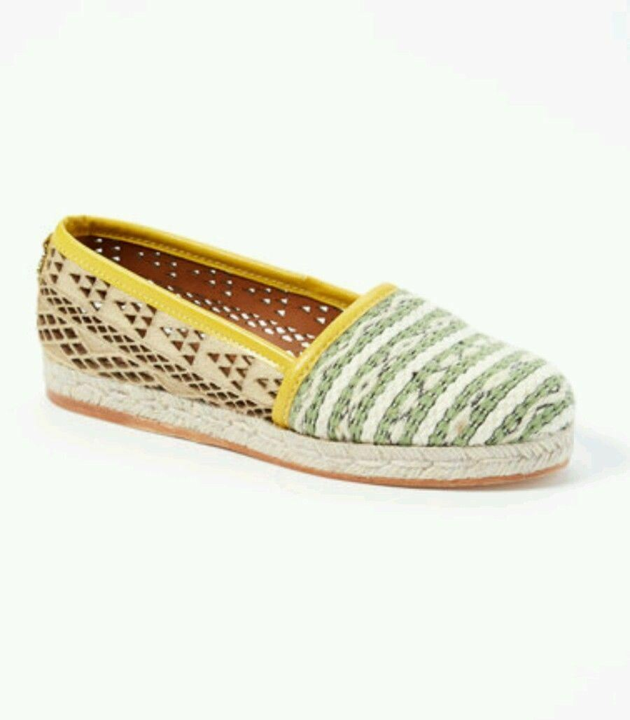 n ° 1 online COBRA SOCIETY Teal Laser Cut Leather MOLLY Flats Espadrilles Espadrilles Espadrilles 6 7 8 9 10 11  il prezzo più basso