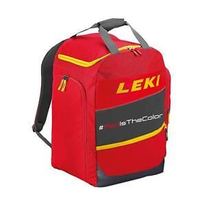 LEKI-BOOTBAG-Borsa-Zaino-porta-scarponi-60-litri-RED-360023-006
