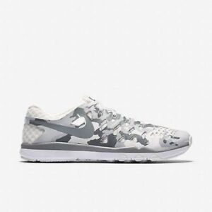 Gris Nike Taille 7 843937 Pour 101 Train Blanc Chaussures 4 Homme Vitesse R6HqRfw