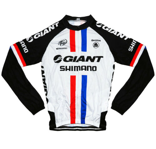 Details about  /Cycling Jerseys L Replica Netherlands Team Giant Bike Clothing Road Bicycle