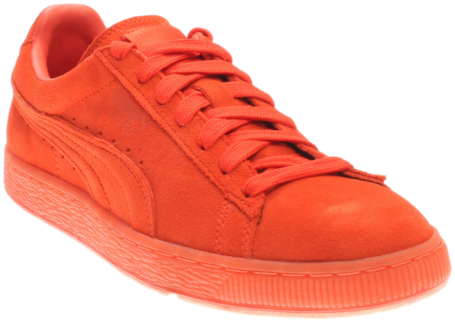 Puma Suede Classic Wild Ice Mix Naranja Hombre Wild Classic Casual Shoes b54872