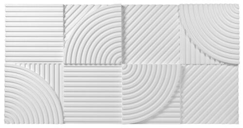 3D Platten Wandverkleidung Decke Wand Paneele Styropor 96x48cm Auswahl