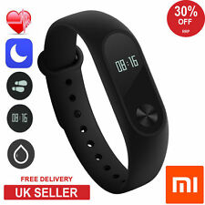 GENUINE Xiaomi Mi Band 2 Miband Wristband Bracelet OLED for APPLE & Android Smar