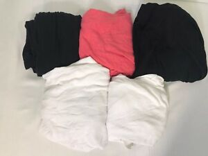 Lot-of-5-Women-Sz-M-Shirts-Long-Sleeve-Cardigan-Sweater-Sweatshirt-Gap-Old-Navy