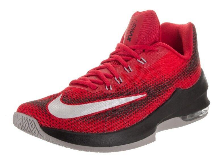 La reducción del precio Nike de los nuevos hombres Nike precio Air Max enfurecer bajo 852457-600Rojo/ BLK / WHT 1406a0