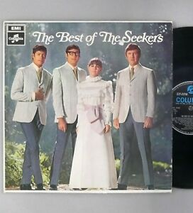 Best-of-The-Seekers-RARE-Indian-Press-12-034-Vinyl-LP-SX-6268
