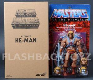 2019 Super 7 Motu Ultimate He-man Filmation 2.0 Les Maîtres De L'univers