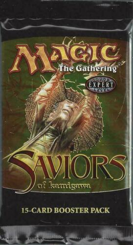 Saviors of Kamigawa   Booster pack 15 cards Sealed