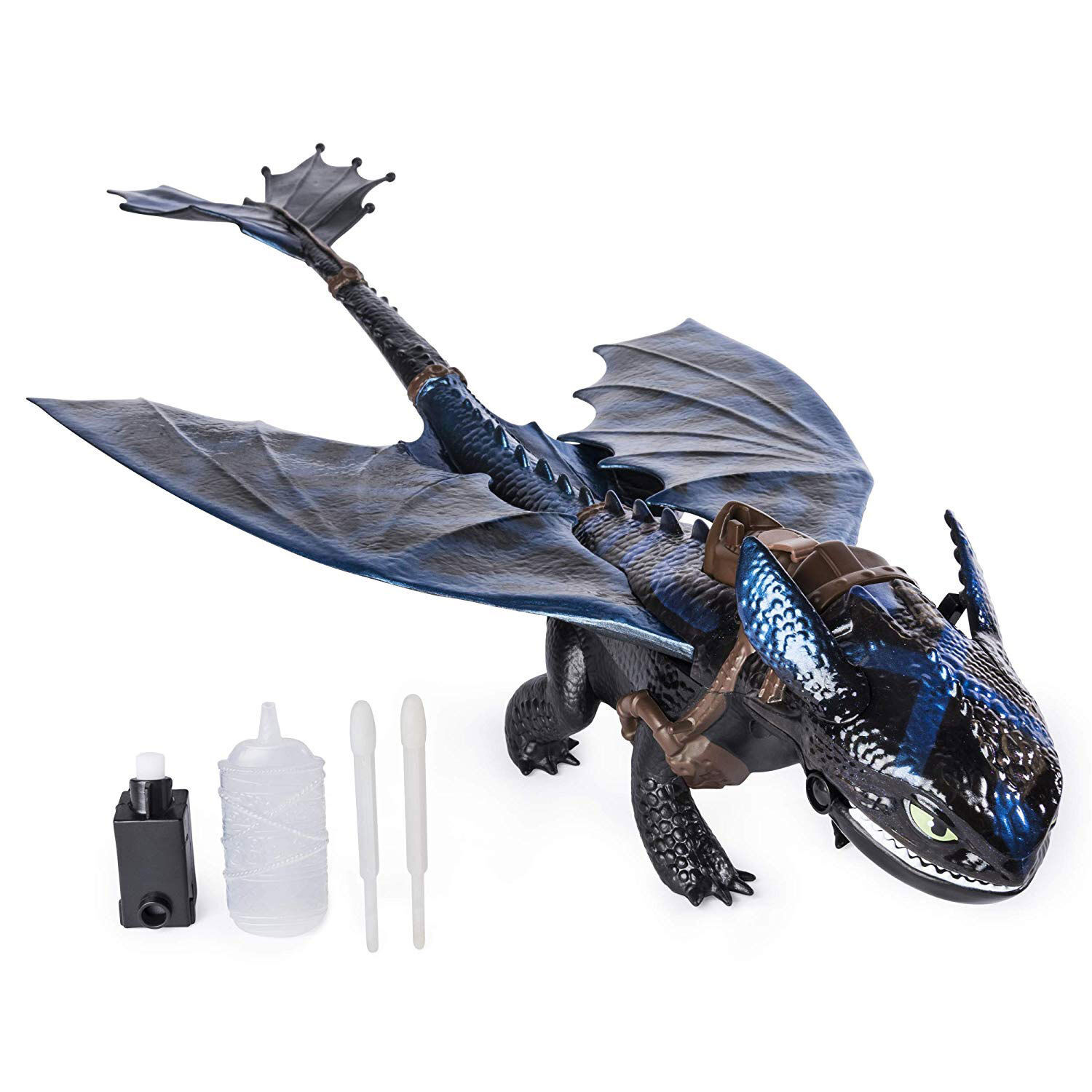 How To Train Your Dragon The Hidden World - Giant Fire Breathing Toothless