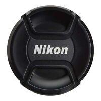 Genuine Nikon 52mm Front Lens Cap Lc52 For 55-200mm 50mm 18-55mm Nikon Lenses on sale