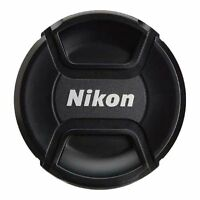 Genuine Nikon 52mm Front Lens Cap Lc52 For 55-200mm 50mm 18-55mm Nikon Lenses
