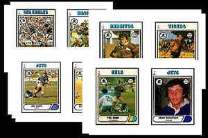 NRL-RUGBY-LEAGUE-1976-GUM-CARD-POSTCARD-SET-1