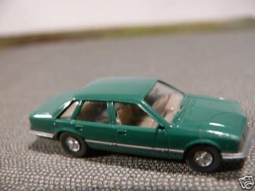 1//87 Wiking Opel senador verde 82 3 a