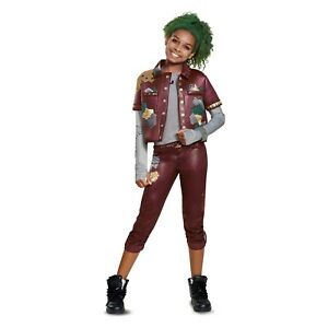 Details about Disney Zombies ELIZA Costume Girls S M Child Kids Cosplay  Halloween